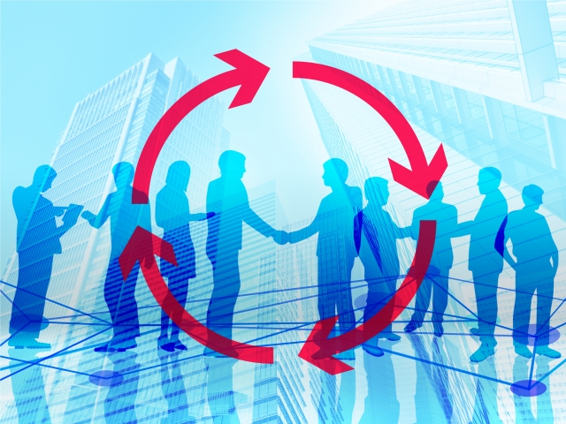 企業再生と事業再生
