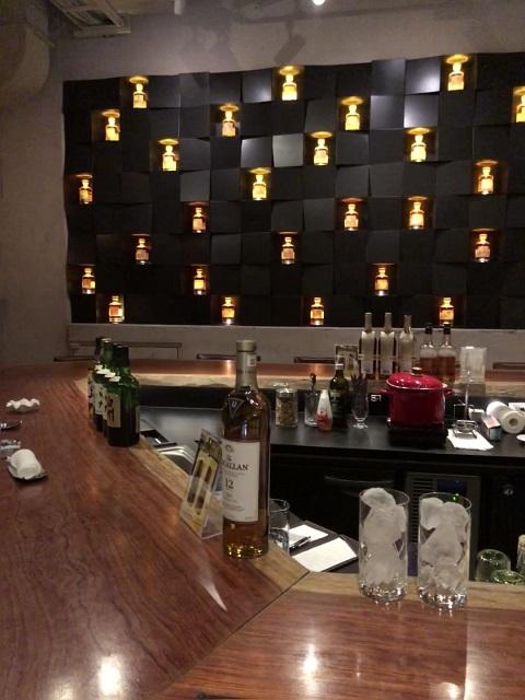 美味しいウィスキーが飲めるモーメント神田南口店