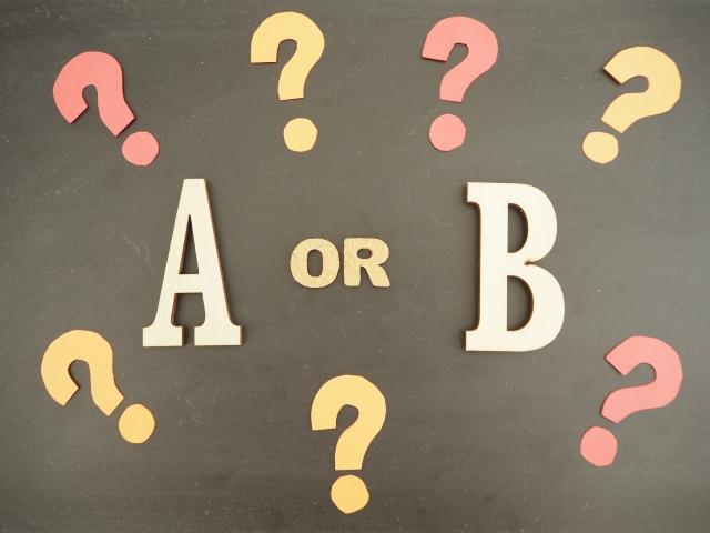 あなたならどちらのファクタリング会社を選びますか?