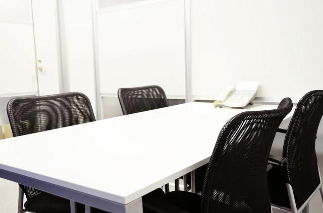 株式会社トップ・マネジメントの接客ルーム