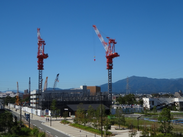 防水工事業個人事業主S様の会社がある神奈川県海老名市